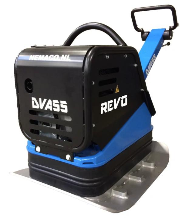 Trilplaat Revo DVA55E