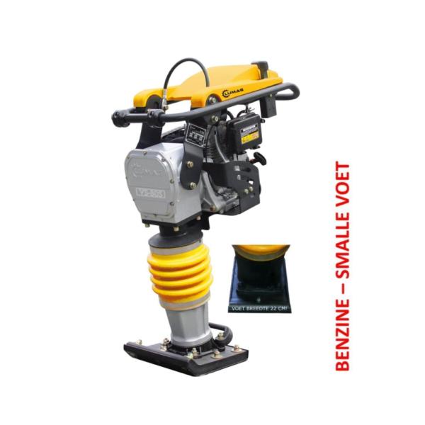 Lumag trilstamper VS80SM